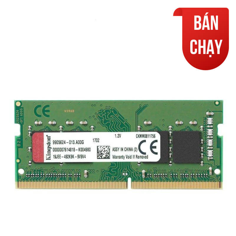 Ram Laptop DDR4 Kingston 8GB bus 2666MHz
